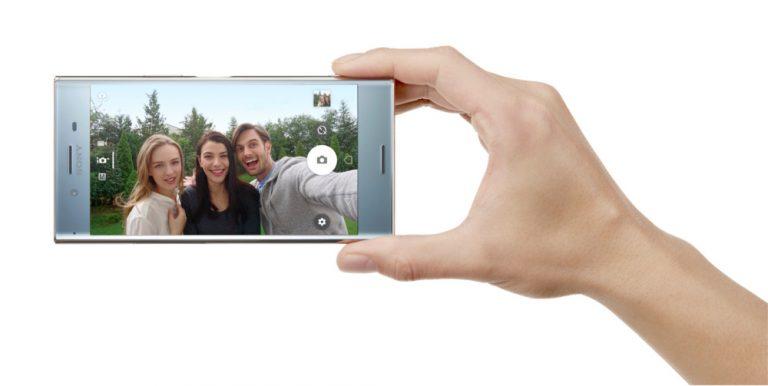 El nuevo e impresionante Xperia XZ Premium con la primera función a nivel mundial de video en súper cámara lenta en un smartphone