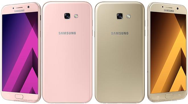 Samsung presenta la Serie Galaxy A (2017), con cámara mejorada y un diseño aún más sofisticado