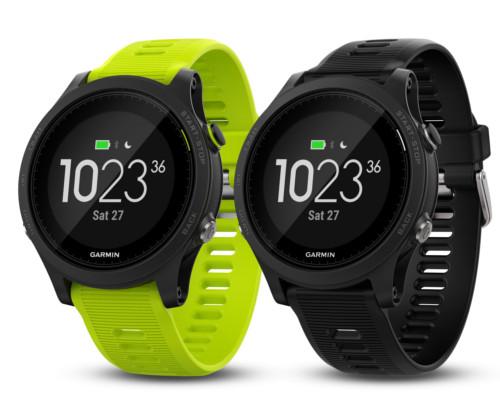 Garmin presenta el nuevo Forerunner 935, un reloj con  GPS para corredores y triatletas