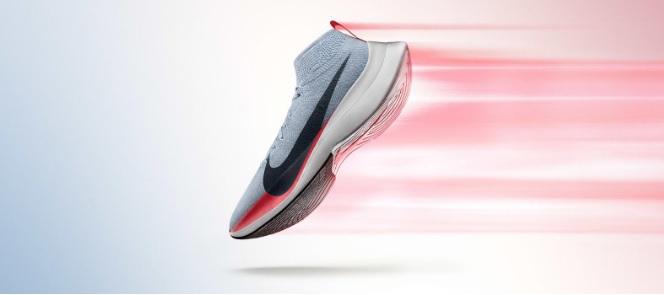 Nike presenta los nuevos Zoom Vaporfly Elite