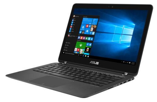 Llega a México la ASUS ZenBook Flip UX360UA