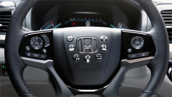 Claxon con Emojis es el siguiente paso en la tecnología dentro del vehículo de Honda