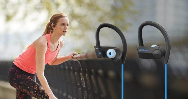 Mide tu condición física con Jabra Sport
