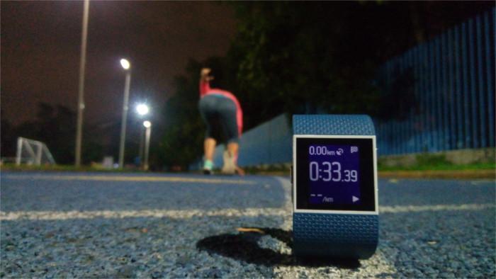 Fitbit Surge, una fitness band que mide tu actividad diaria