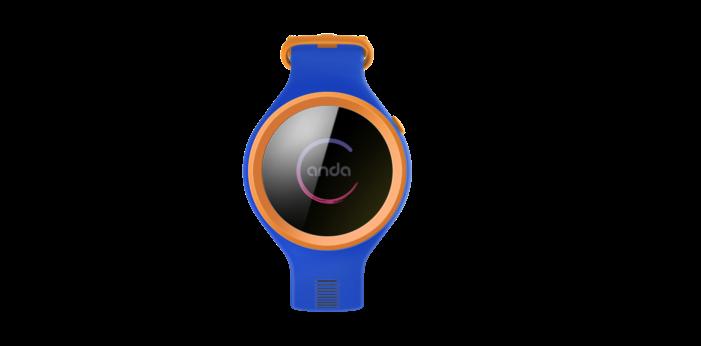 ANDA Watch; el smartwatch diseñado para niños