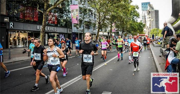 Las primeras veces son muy divertidas… Un viaje por el Maratón de Berlín