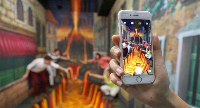 Trick Eye llega a México para convertirse en el museo interactivo 3D más grande del mundo