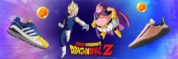 El tercer drop de la colección adidas Originals x Dragon Ball Z ya esta aquí