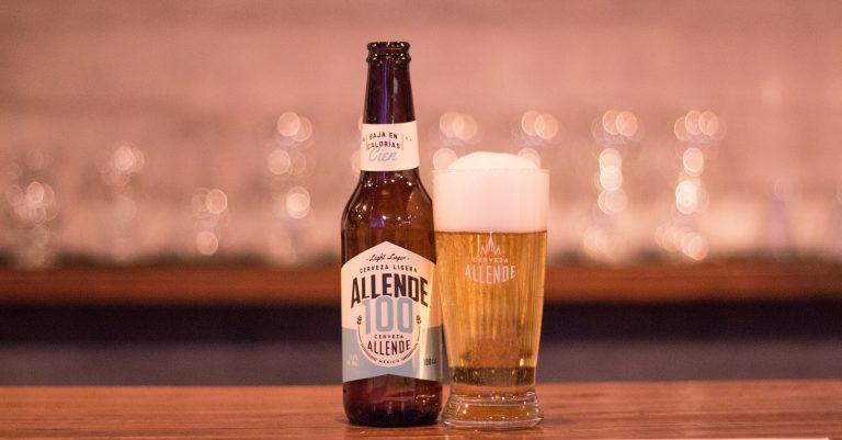 Cervecería Allende presenta la nueva #Allende100