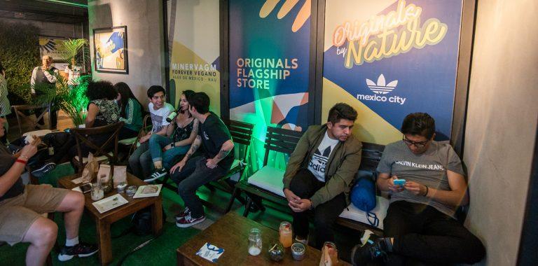 adidas Originals Flagship Store impulsa la sustentabilidad