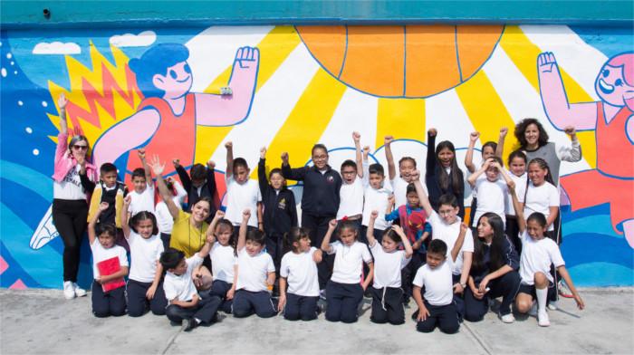 Nike donará 1,700 horas de juego a niños mexicanos