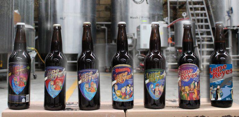 """Cervecería Primus lanza la octava edición de su cerveza """"Lupe Reyes"""""""