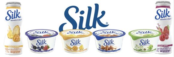 Conoce la nueva línea de alternativa de yoghurts SILK