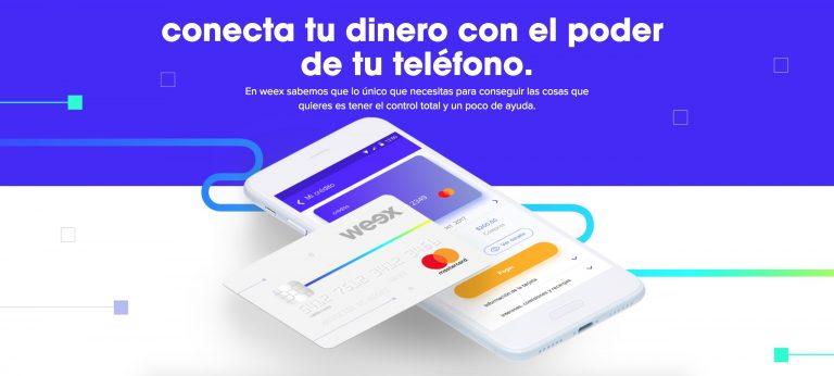 Lanza weex wallet función para hacer pagos electrónicos usando códigos QR