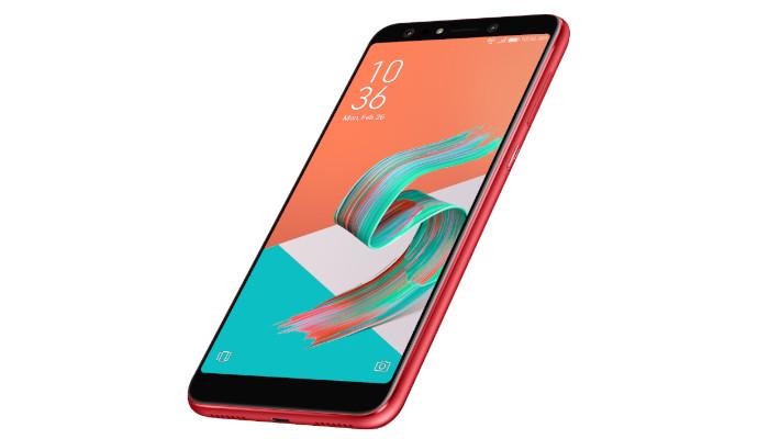 Conquista a tu pareja con el Zenfone 5Q Red