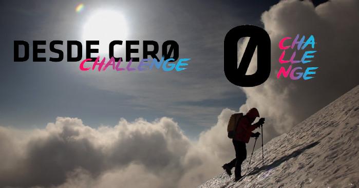 Desde Cero Challenge: de la playa al glaciar en tiempo récord