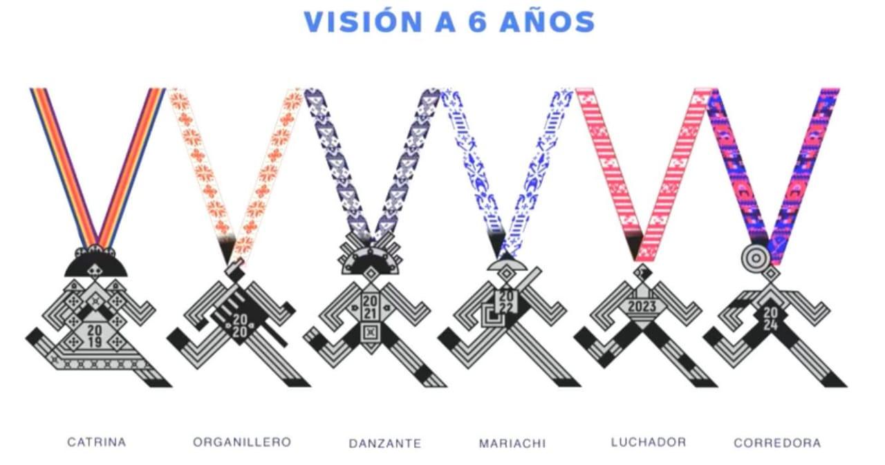 Se pospone el Medio Maratón CDMX BBVA 2020