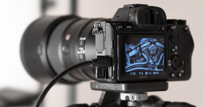 Sony presenta la cámara Mirrorless Alpha A7RM4 de alta resolución