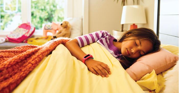 Cómo descansar más fácil con las nuevas y mejoradas herramientas del sueño Fitbit