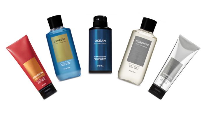 e50c6525cb80 Los mejores productos para hombre de Bath & Body Works - Geek N' Run