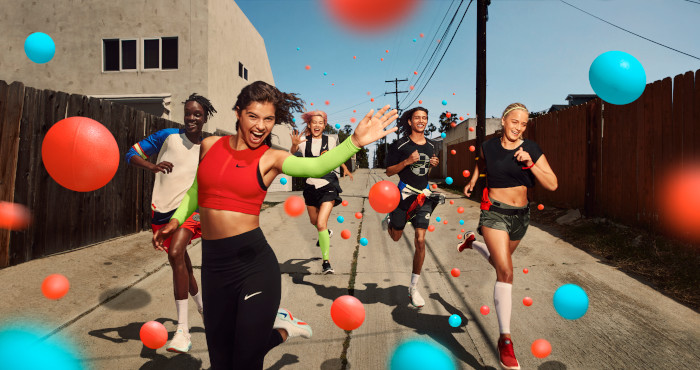 Women by Nike te inspira esta temporada