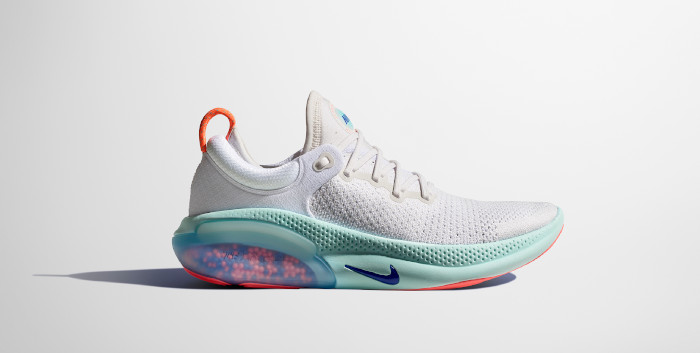Nike presenta: NIKE JOYRIDE