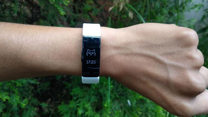 Probamos la Fitbit Inspire HR