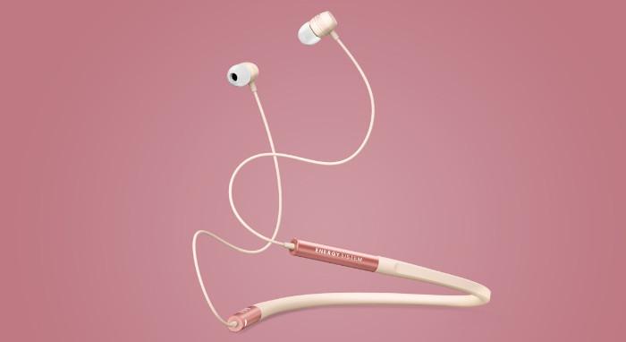 La comodidad y ligereza de los auriculares que se adaptan a tu cuello