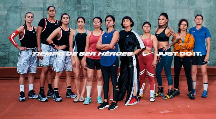 Nike te invita a celebrar Tiempo de Ser Héroes