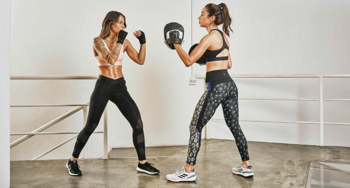 adidas presenta su nueva campaña de Bras & Tights