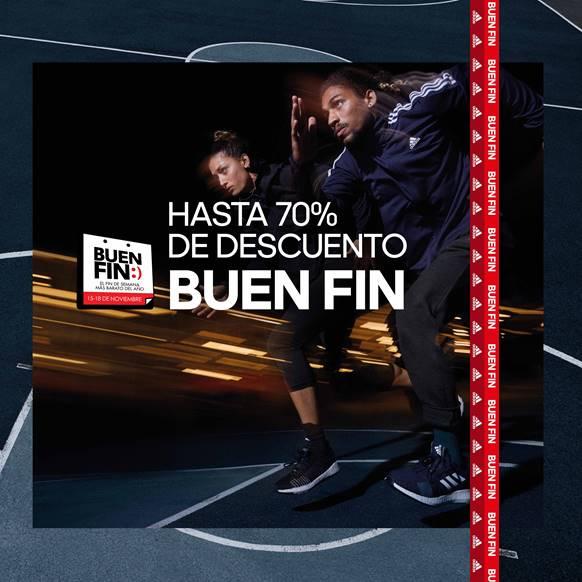 adidas Performance presenta sus ofertas para el Buen Fin 2019