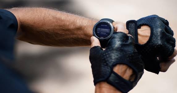 El reloj deportivo compacto que nunca se rinde