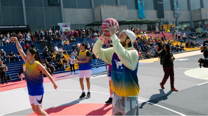 Nike fortalece la comunidad a través del deporte