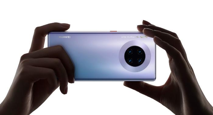 Llega a México el Huawei Mate 30 Pro