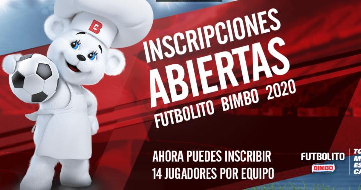 Futbolito Bimbo abre la convocatoria de su tradicional torneo