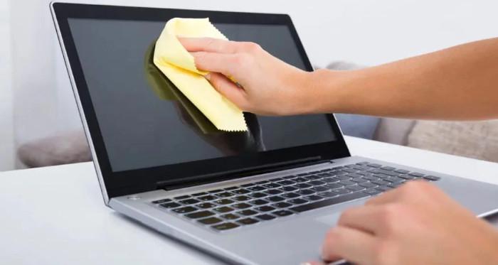 Aprende a limpiar y desinfectar tu laptop sin dañarla