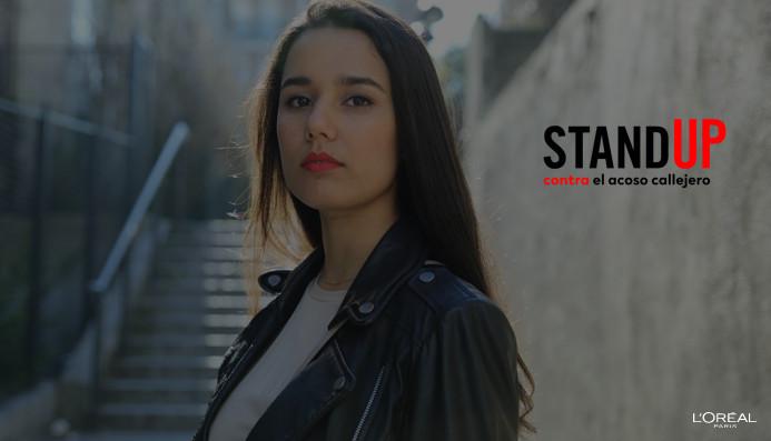 Stand Up contra el acoso callejero