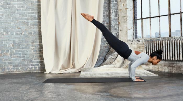Nike Yoga te invita a mantenerte activo desde casa