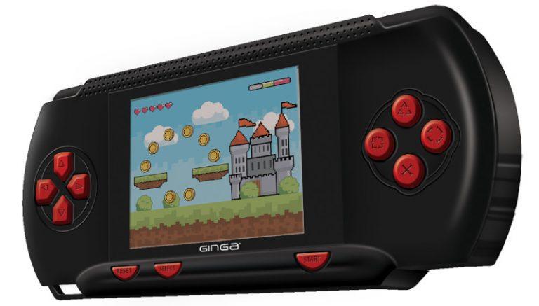 Ginga presenta nueva consola individual de videojuegos