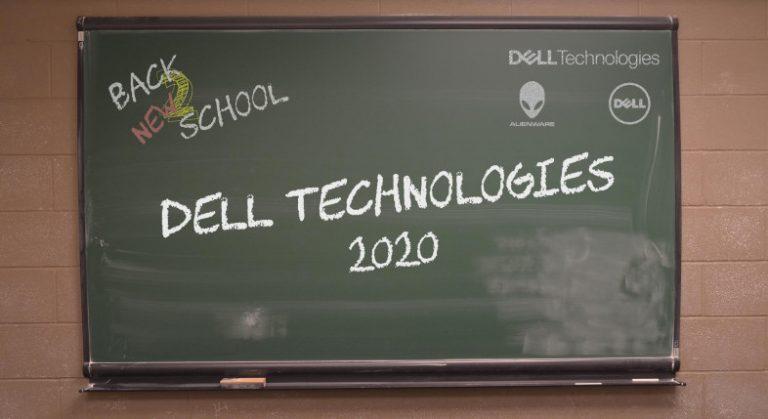Dell Technologies lanza nuevos equipos para el próximo regreso a clases
