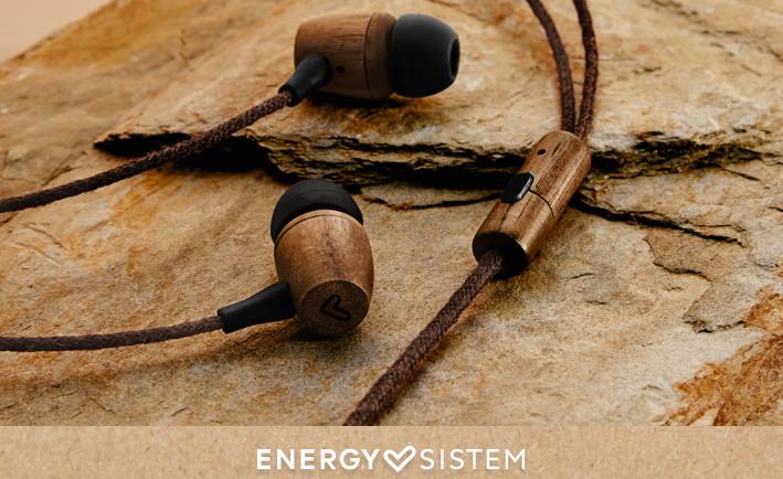 Energy Sistem da la bienvenida a la música sostenible con su nueva gama Eco Audio
