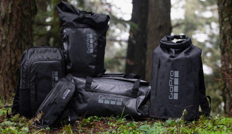 GoPro lanza la línea Lifestyle Gear, que incluye mochilas, ropa y accesorios