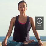 Con la respiración guiada de Fitbit amarás la experiencia de relajarte