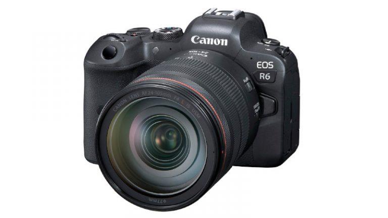 Nueva EOS R6 de Canon