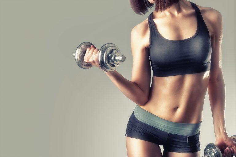 Cinco ejercicios clave para tonificar brazos