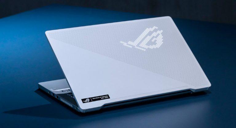ROG Zephyrus G14, la laptop de 14 pulgadas más potente del mundo