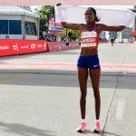 Lista de corredoras elite en el Maratón Londres 2020