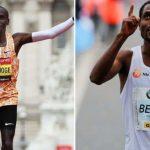 Corredores Elite en el Maratón Londres 2020