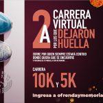 Gayosso y Emoción Deportiva lanzan carrera Por los que Dejaron Huella
