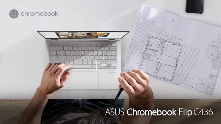 3 formas en que ASUS Chromebook Flip C436 libera el potencial de estudio